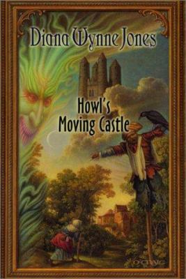 Howl's moving castle by Diana Wynne Jones, 1986
