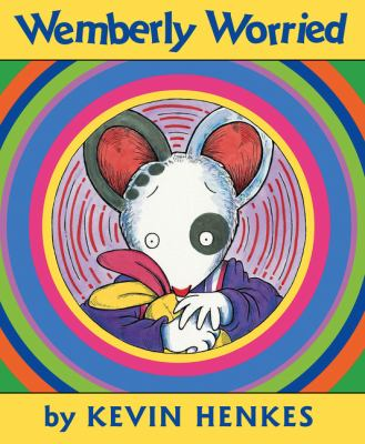 Book cover of Wemberly Worried