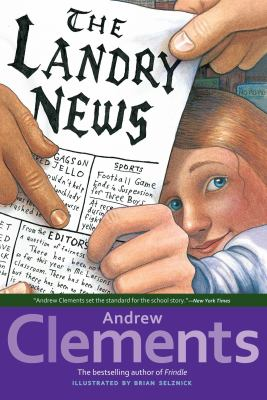 The Landry News cover