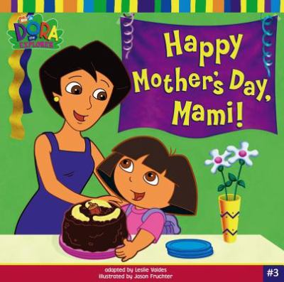 Book cover of Happy Mother's Day, Mami!