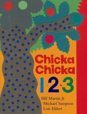 Cover of Chicka Chicka 1,2,3