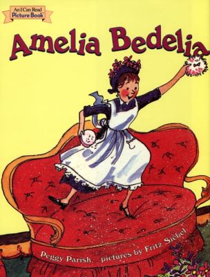 Book Cover  of Amelia Bedelia