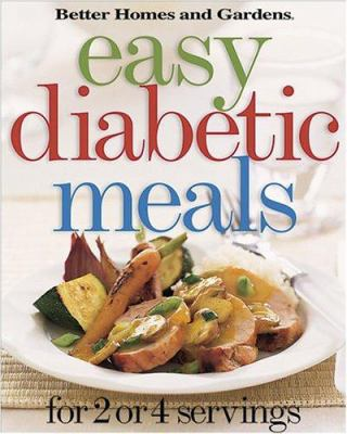 Cover of Easy Diabetic Meals