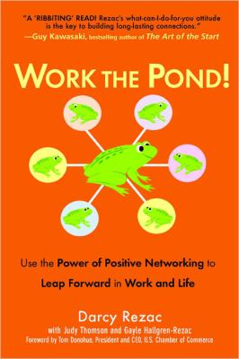 Book Cover of Work the Pond