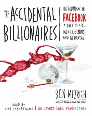 Book cover of The Accidental Billionaires