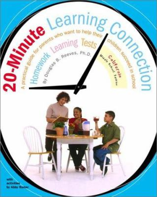 Book cover of 20-minute Learning Connection