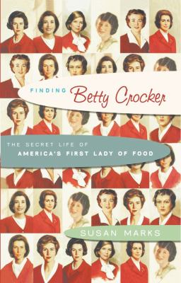 Book cover of Finding Betty Crocker