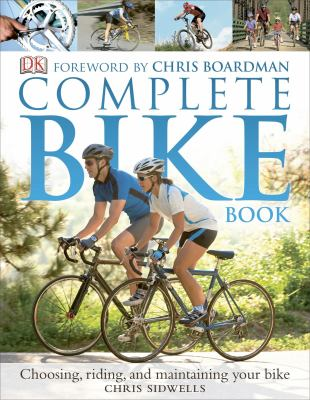 Cover to the Complete Bike Book