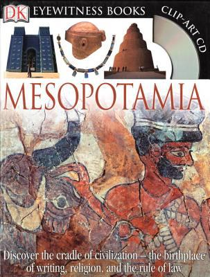 Book cover of Eyewitness Mesopotamia