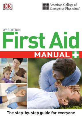 First Aid Manual Book Cover