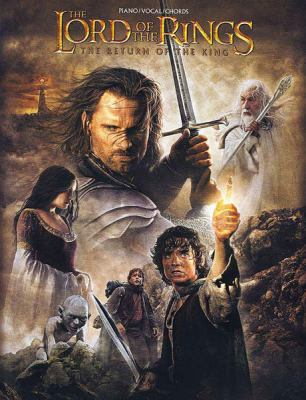 DVD cover of Lord of the Rings: The Return of the King
