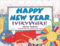 Book Cover: Happy New Year Everywhere!