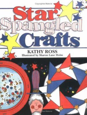 Cover of Star-Spangled Crafts