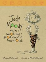 Judy Moody Book Cover