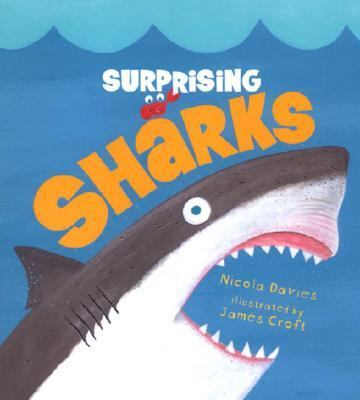 Surprising sharks by Nicola Davies, 2003