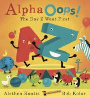 Alpha Oops cover