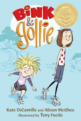 Book cover of Bink and Gollie
