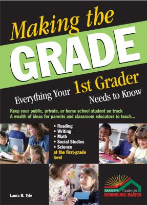 Book cover of Everything Your 1st Grader Needs to Know
