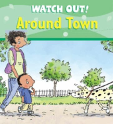 Book cover of Around Town