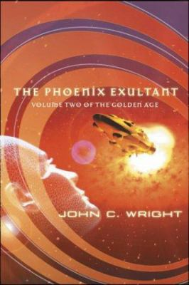 Book cover for The Phoenix Exultant 