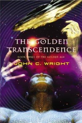 Book cover for The Golden Transcendence