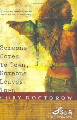 Someone Comes to Town book cover