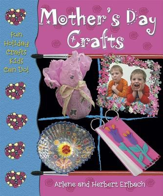Book cover of Mother's Day Crafts