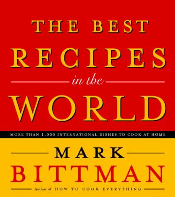 The Best Recipies in the World Book