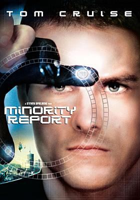 Minority report  (videorecording), 2002