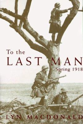 To the Last Man cover