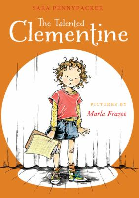 Book cover of The Talented Clementine