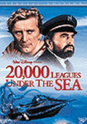 20,000 leagues under the sea (videorecording), 1954