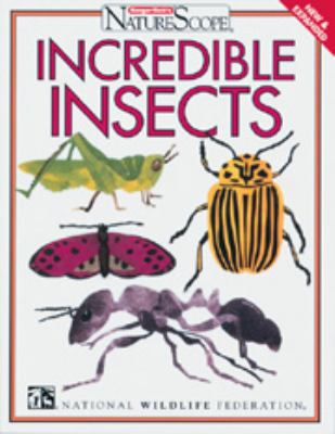 Book cover of Incredible Insects