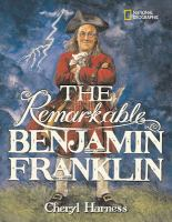 "Cover from ""The Remarkaable Benjamin Franklin"""