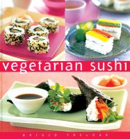 Cover of Vegetarian Sushi by Brigid Teolar