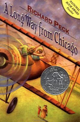 Book cover of A Long Way From Chicago