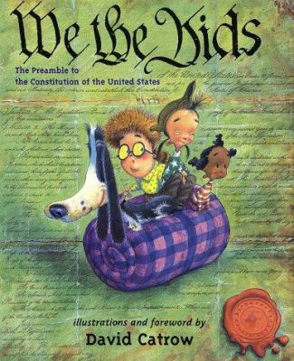 We The Kids Book Cover