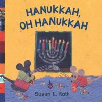 Hanukkah, Oh Hanukkah book cover