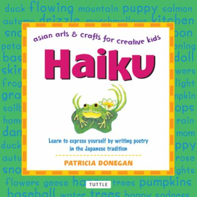 Book cover of Haiku Activities