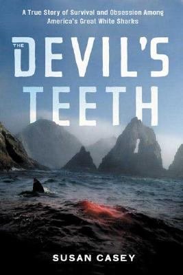 Book cover of Devil's Teeth