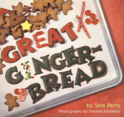 Book cover of Great Gingerbread