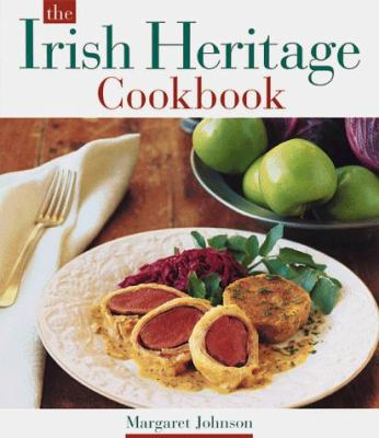 Cover of Irish Heritage Cookbook