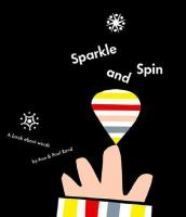 Sparkle and Spin: A Book About Words
