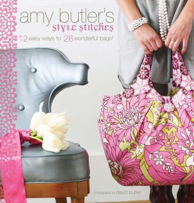 Book cover: Amy Butler's Style Stitches