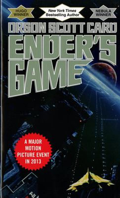 Ender's game by Orson Scott Card, 1985