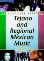Billboard Guide to Tejano and Regional Mexican Music