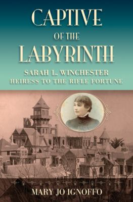 book cover of Captive of the Labyrinth