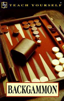 Book cover: Teach yourself backgammon