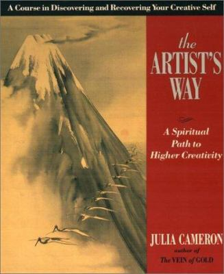 Cover of The Artist's Way by Julia Cameron