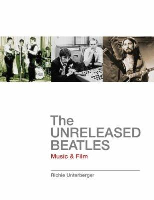 Cover The Unreleased Beatles
